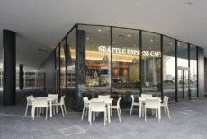 SEATTLE ESPRESS CAFE 愛知大学店